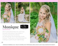 Our Beautiful Bride Monique