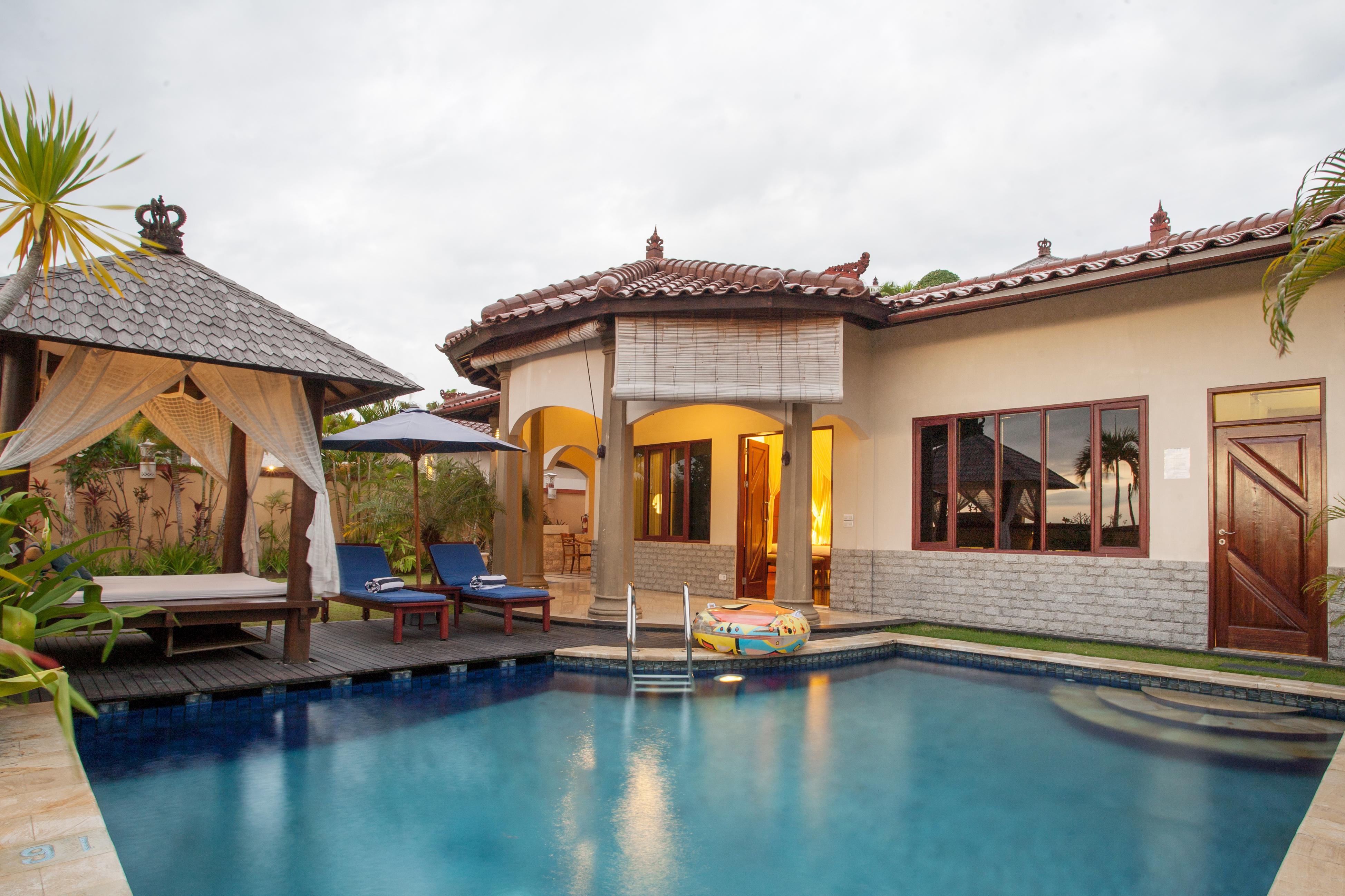 The Beverly Hills Bali, Villas & Spa