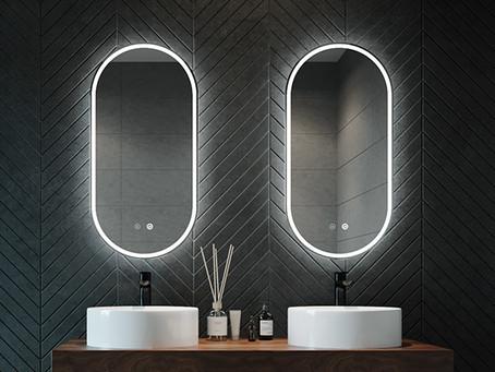 Bathroom mirror ideas...