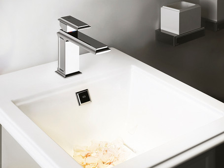 GESSI ELEGANZA straight from Italy to your bathroom!