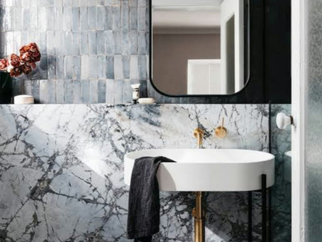 Adding Luxury to your Kitchen and Bathroom..