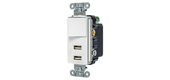 Hubbell USB102W 0