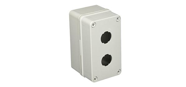Caja nema 4x con puerto rj45 ip 65 H