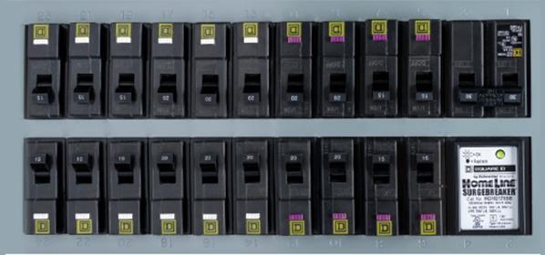 Interruptores (Flip-on)