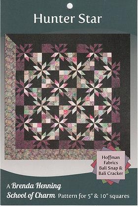 Hunter Star A Brenda Henning School of Charm Pattern