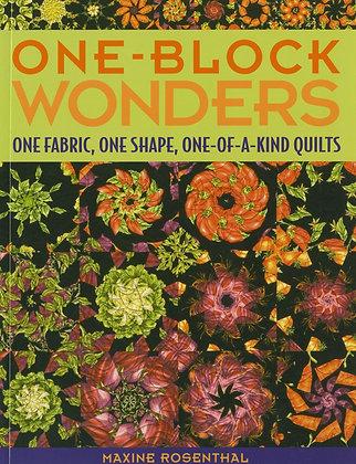 One-Block Wonders by Maxine Rosenthal