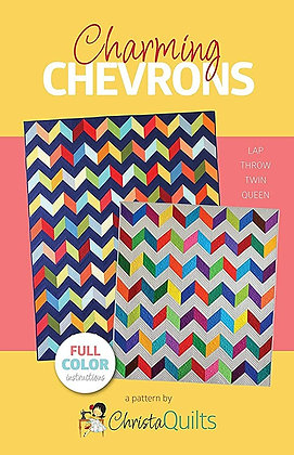 Charming Chevrons by Christa Quilts