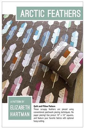 Arctic Feathers by Elizabeth Hartman