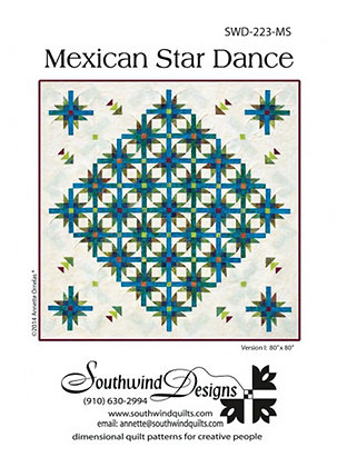 Mexican Star Dance by Southwind Designs
