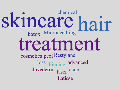 What is the KEY-WORD to finding your perfect aesthetic provider?