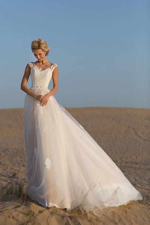 Свадебное платье Арт. 114