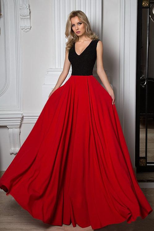 Вечернее платье из premium класса Арт.191Б