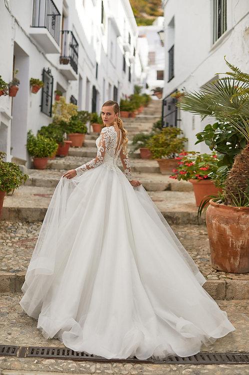 Свадебное платье  из premium класса Арт.009Б