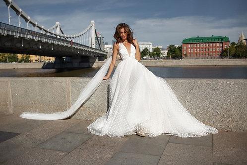 Пышное свадебное платье  Арт.031