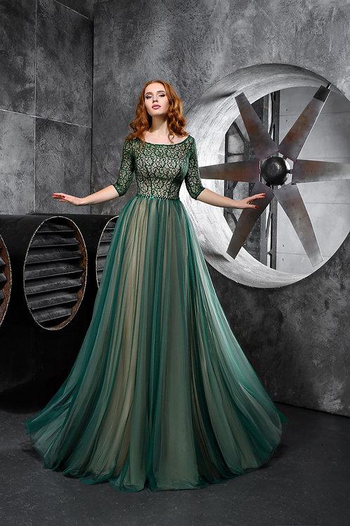 Вечернее платье из premium класса Арт.1001Б
