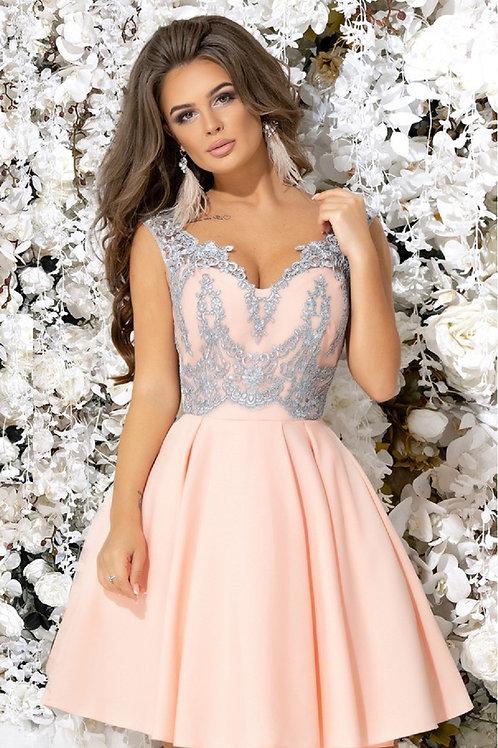 Вечернее платье из premium класса Арт.656