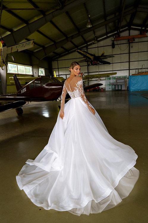 Свадебное платье  из premium класса Арт.016Б