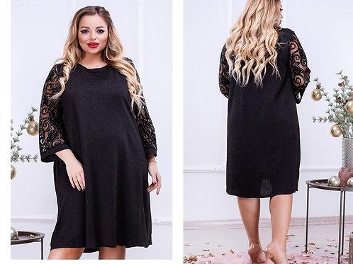 Мерцающее платье Арт.661