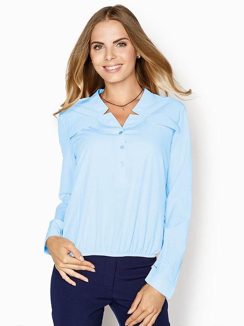 Легкая женская блуза