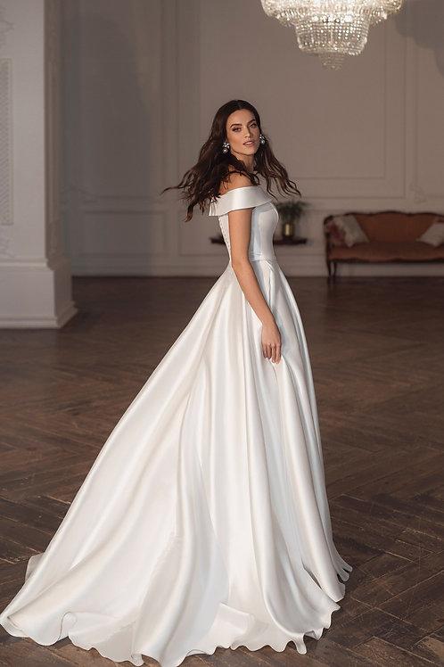 Пышное свадебное платье Арт.022