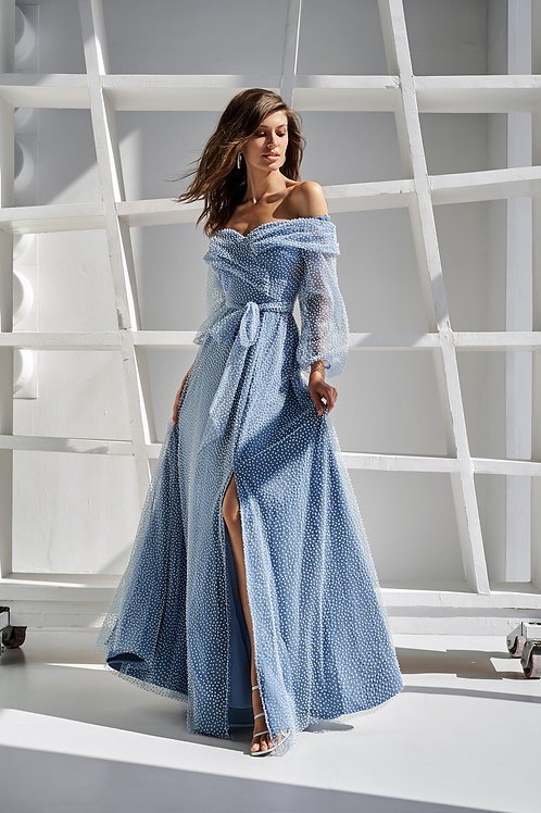Вечернее платье из premium класса Арт. 549