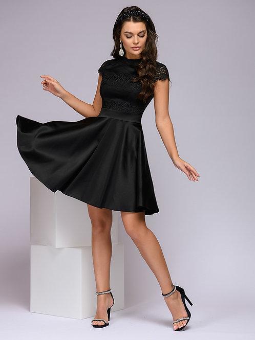 Короткое вечернее платье из premium класса Арт.537