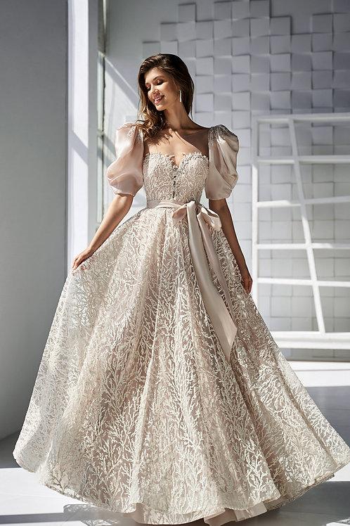 Вечернее платье из premium класса Арт. 555