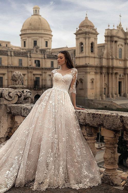 Свадебное платье  из premium класса Арт.011