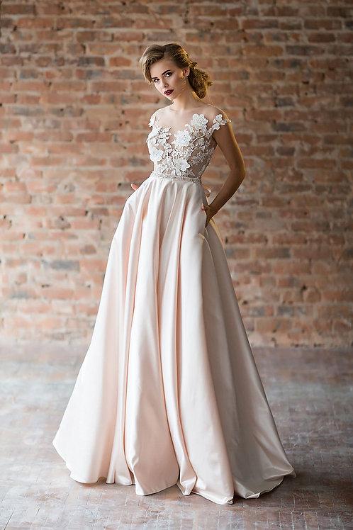 Свадебное платье  Арт.033