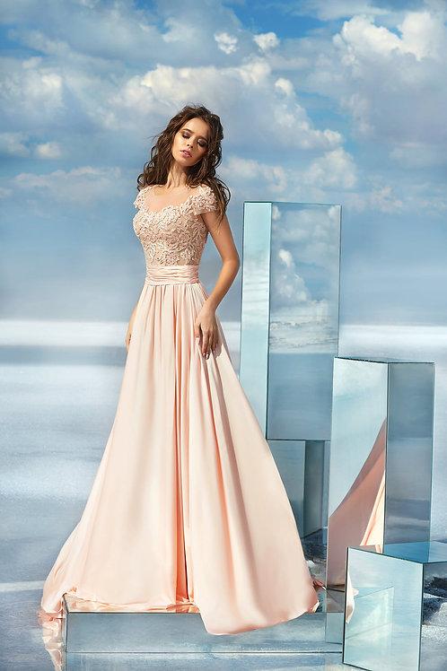 Вечернее платье из premium класса Арт.216Б