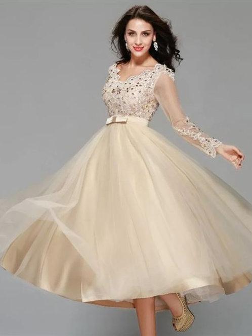 Вечернее платье из premium класса Арт.514