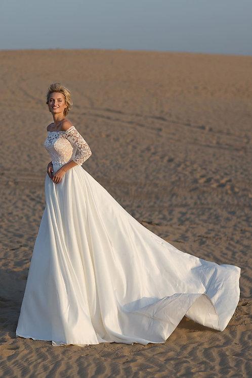 Свадебное платье Арт. 107