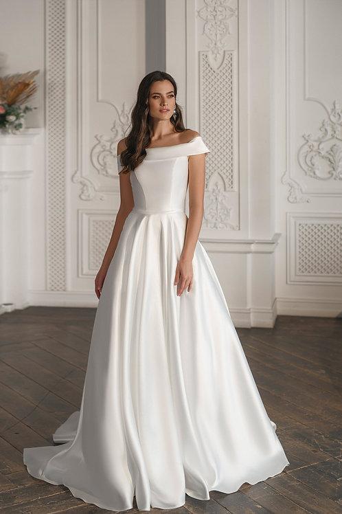 Пышное свадебное платье Арт.022Б