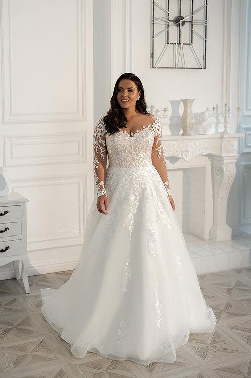 Свадебное платье  Арт.036