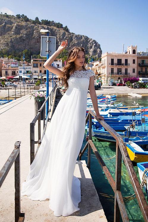 Свадебное платье  для беременных Арт.048