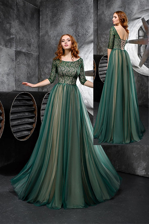 Вечернее платье из premium класса Арт.1001