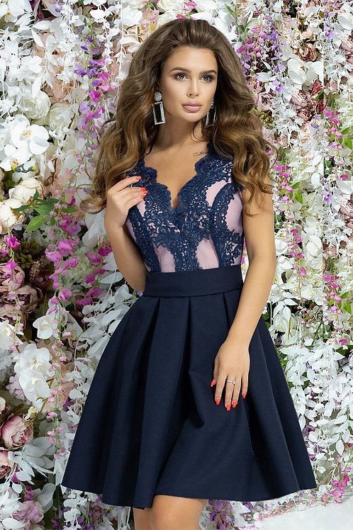Вечернее платье из premium класса Арт.513