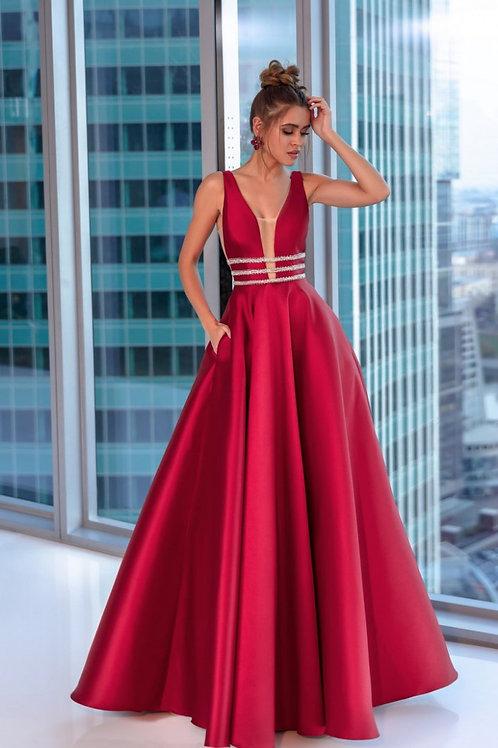 Вечернее платье из premium класса Арт.448Б