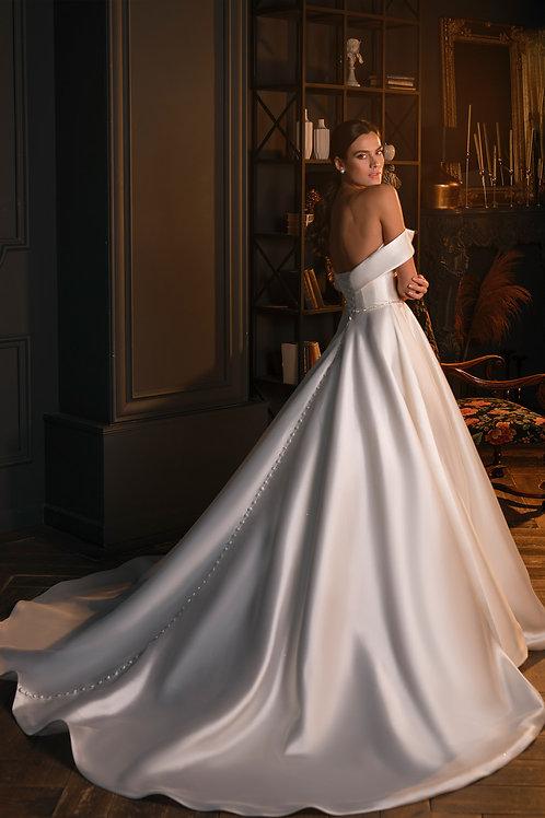 Свадебное платье  из premium класса Арт.023Б