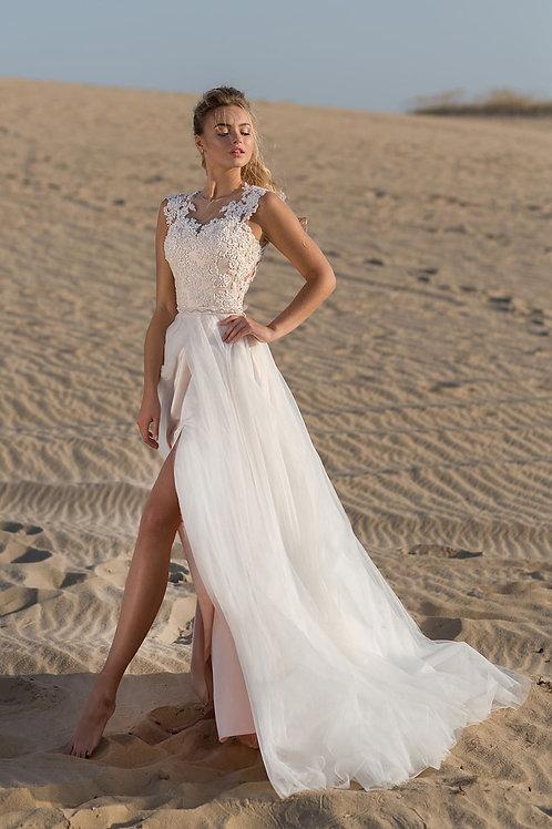 Эффектное платье из premium класса Арт. 118