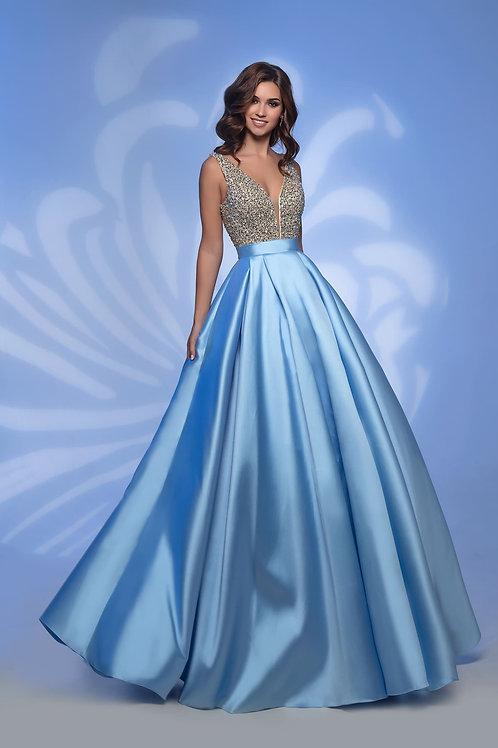 Вечернее платье из premium класса Арт. 322Б