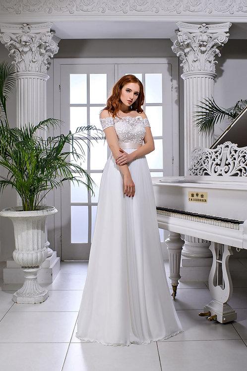 Свадебное платье  для беременных Арт.051