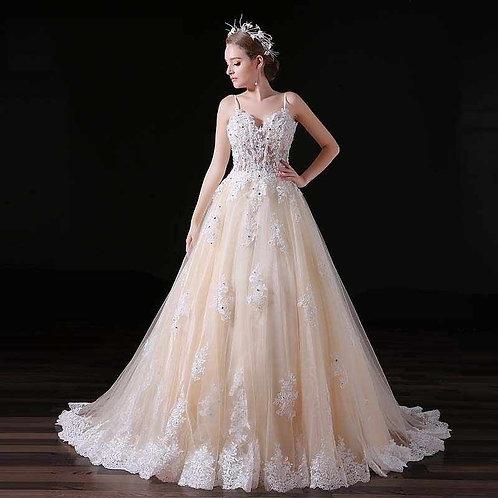 Платье пышное из premium класса Арт. 289