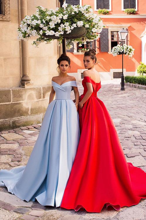 Вечернее платье из premium класса Арт. 193