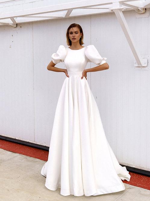 Платье из premium класса Арт.018Б