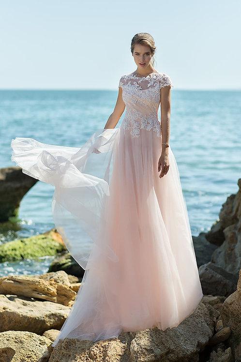 Эффектное платье из premium класса Арт. 111