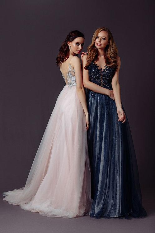 Вечернее платье из premium класса Арт. 1021-2