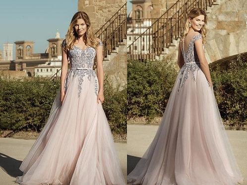 Пышное вечернее платье из premium класса