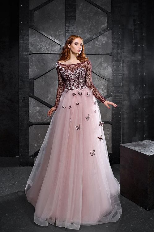Вечернее платье из premium класса Арт.264