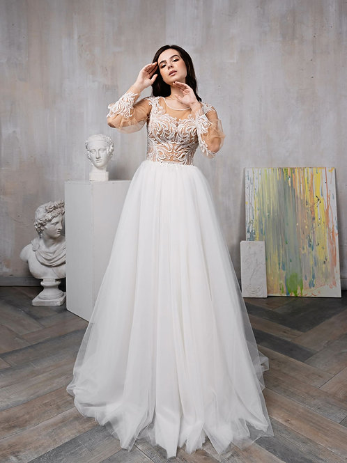 Свадебное платье  Арт. 102